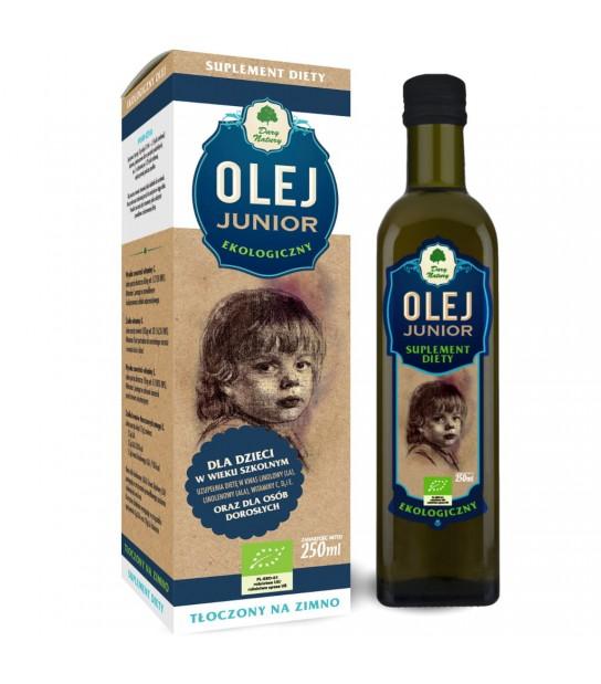Olej Junior Ekologiczny 250ml