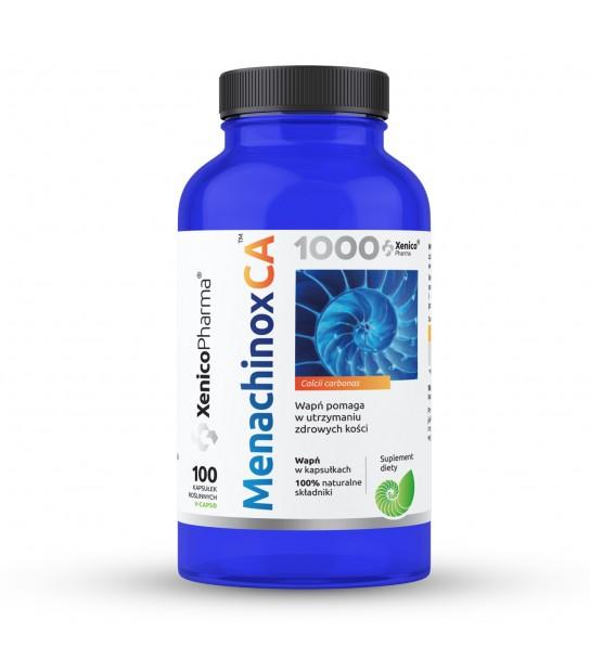 Xenico Pharma Menachnox Ca 1000- 100 kaps.