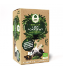 Herbata Liść Pokrzywy Eko piramidki 15g (15x1g)