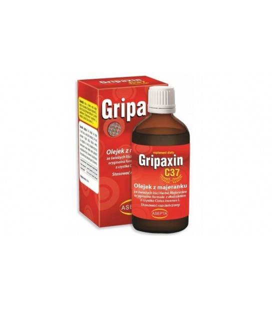 Gripaxin C37 Olejek z Majeranku (10 ml)