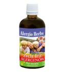 Alergio Herbs Życie bez alergenów- płyn doustny (100 ml)