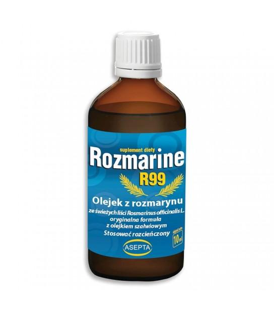 Rozmarine R99 Olejek z Rozmarynu (10 ml)