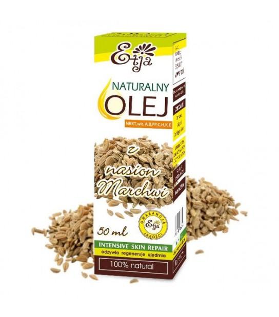 Naturalny olej z Nasion Marchwi 50ml