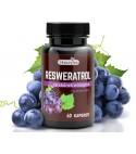 Resweratrol ze skórek winogron ( 60 kapsułek)