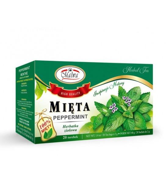 Herbatka ziołowa Mięta 40 g (20x 2 g)