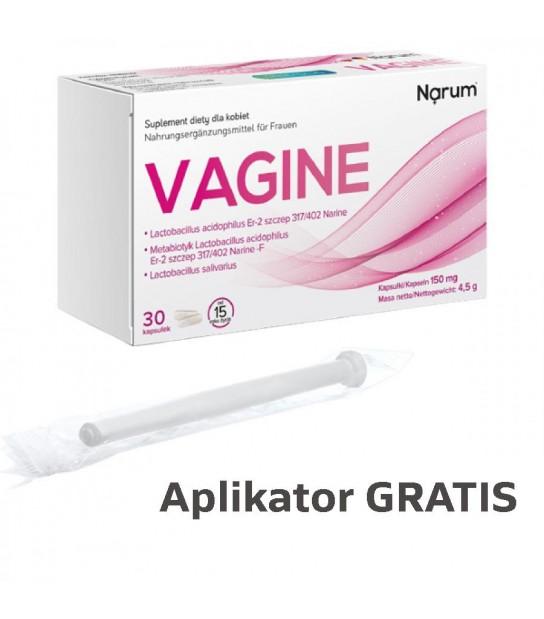 Narum Vagine 150 mg (30 kapsułek)