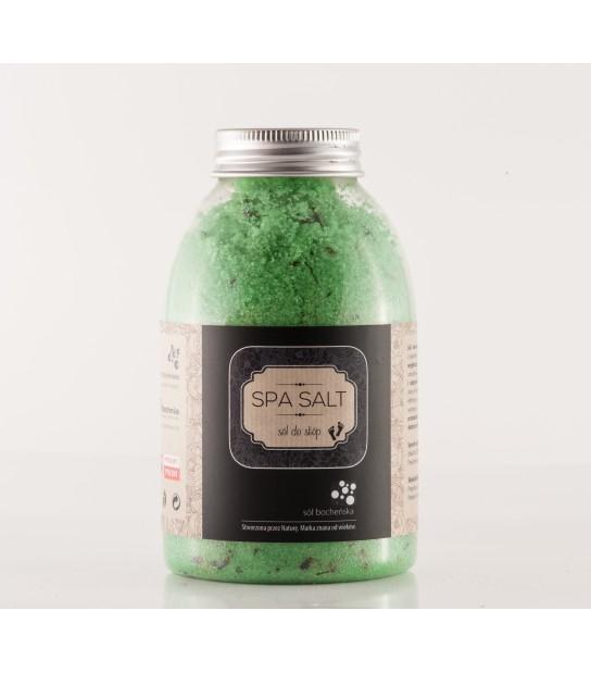SPA SALT- Sól do stóp- melisa (500 g)