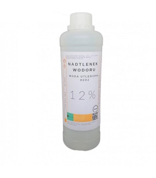 Nadtlenek Wodoru 12% (1000 ml)
