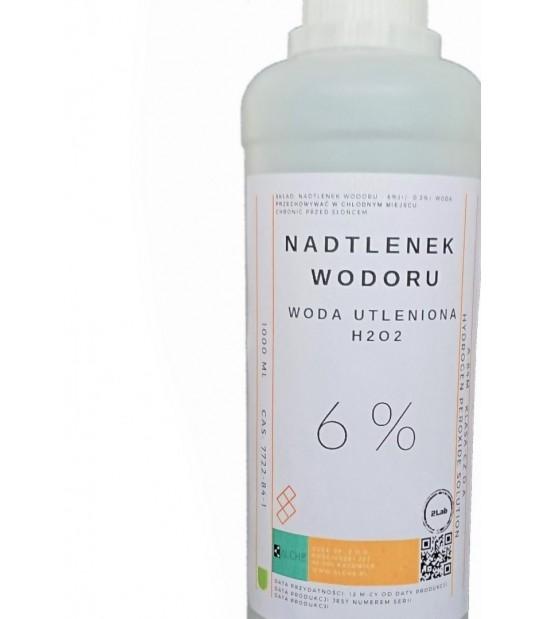 Nadtlenek Wodoru 6% (1000 ml)