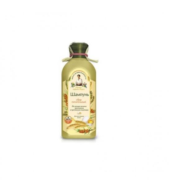 Szampon do wszystkich rodzajów włosów- Odżywczy (350 ml)
