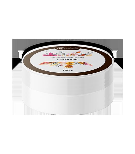 Masło kakaowe, nierafinowane (100 g)