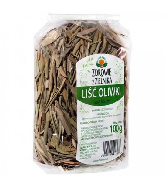 Liść Oliwki (100 g)