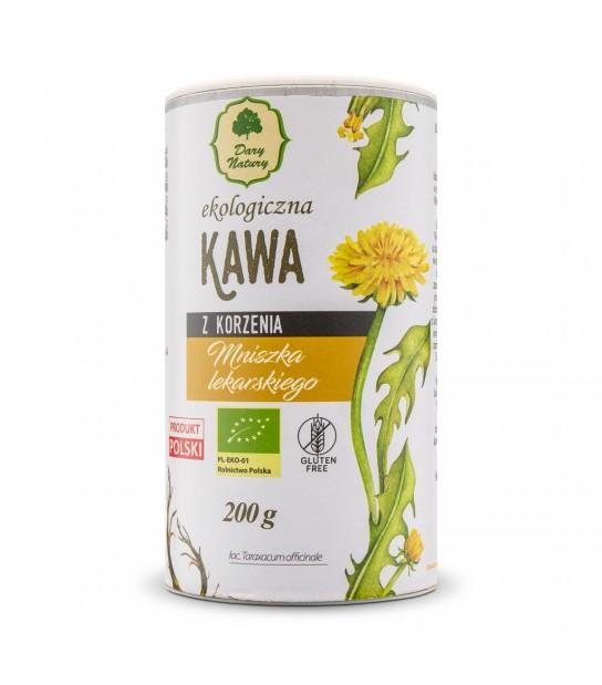 Kawa z korzenia mniszka lekarskiego EKO (200 g)