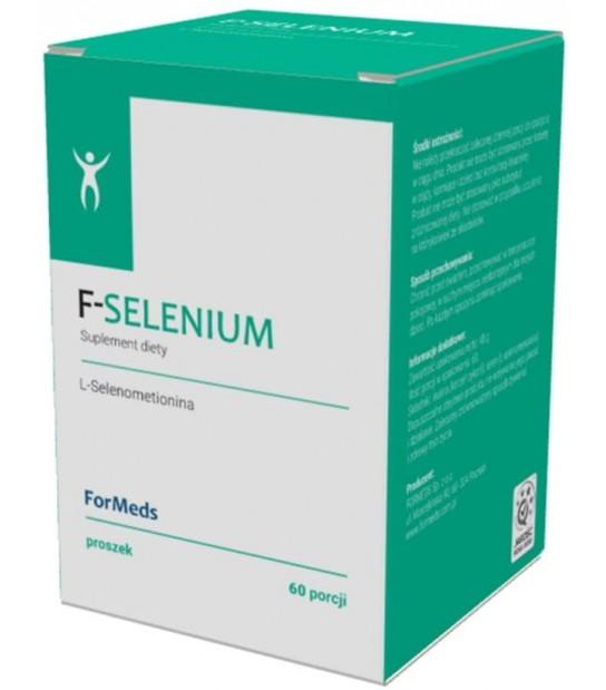 F- Selenium- proszek (60 porcji)