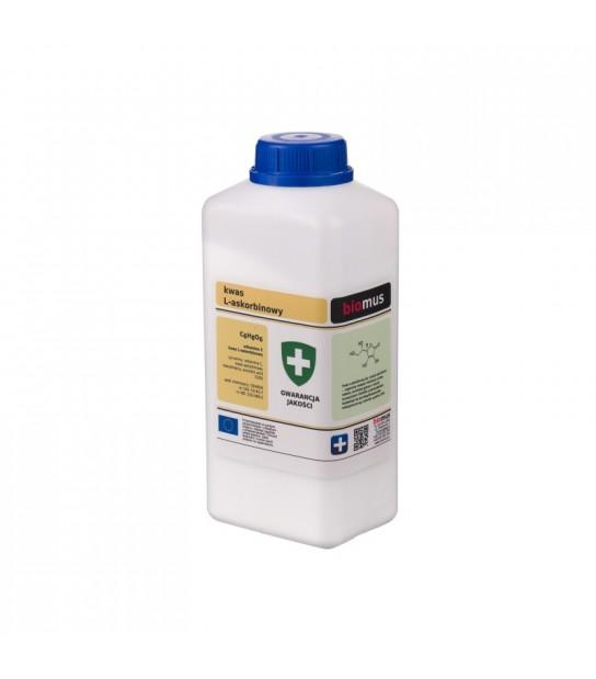 Kwas L-askorbinowy. Witamina C. Czysty min. 99,5% (1 kg)