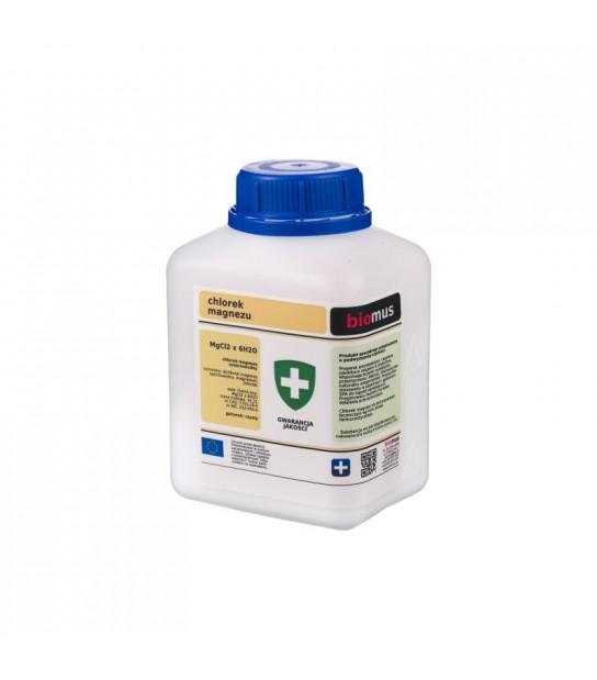 Chlorek magnezu. Czysty (500g)