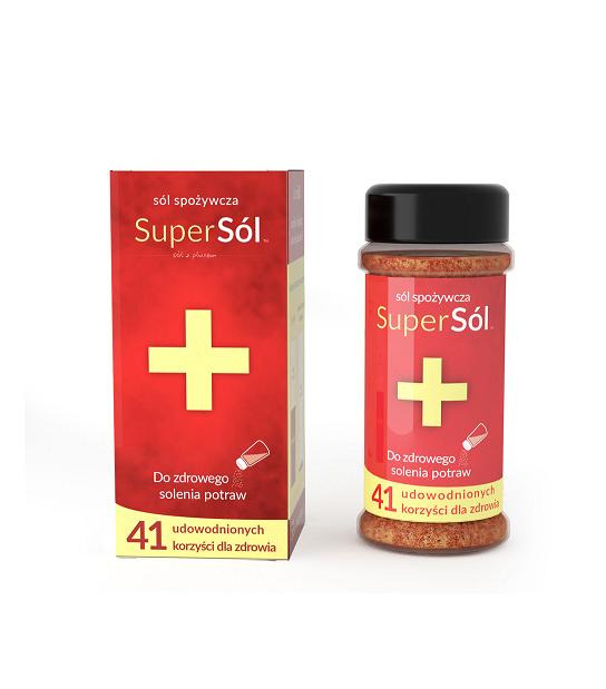 SuperSól w solniczce (200g)
